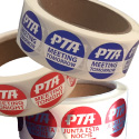 PTA Meeting Sticker Rolls