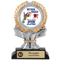 PTA Reflections - Gold Coronet Trophy