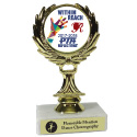 PTA Reflections - Marble Wreath Trophy