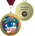 PTA Reflections- Medallion with Award Plate